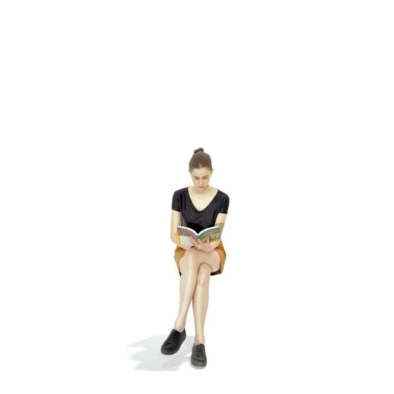 axyz metropoly normal 3D model