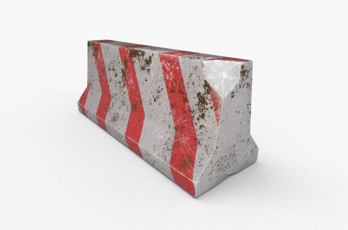 barrier 3D