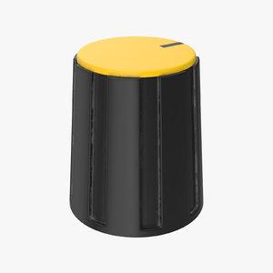 3D model knob 02 37