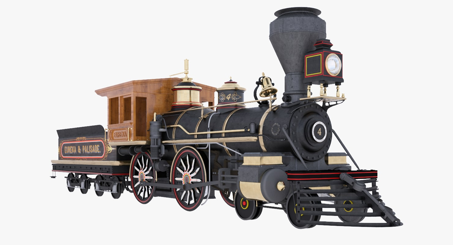 Building Game Steam Trains