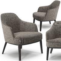 poliform jane armchair model