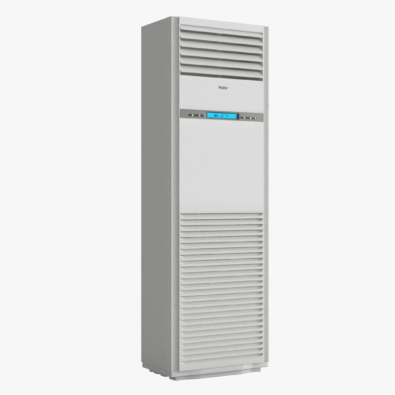 3D air conditioner - haier