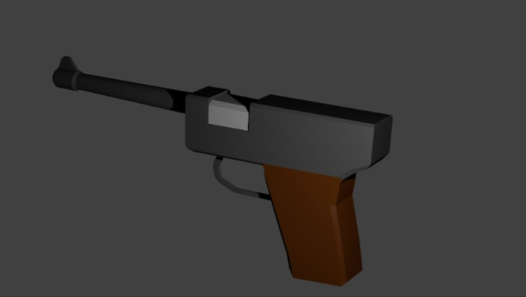 pistol pack model