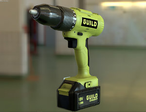 drill 3D