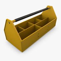 tool tote 3D model