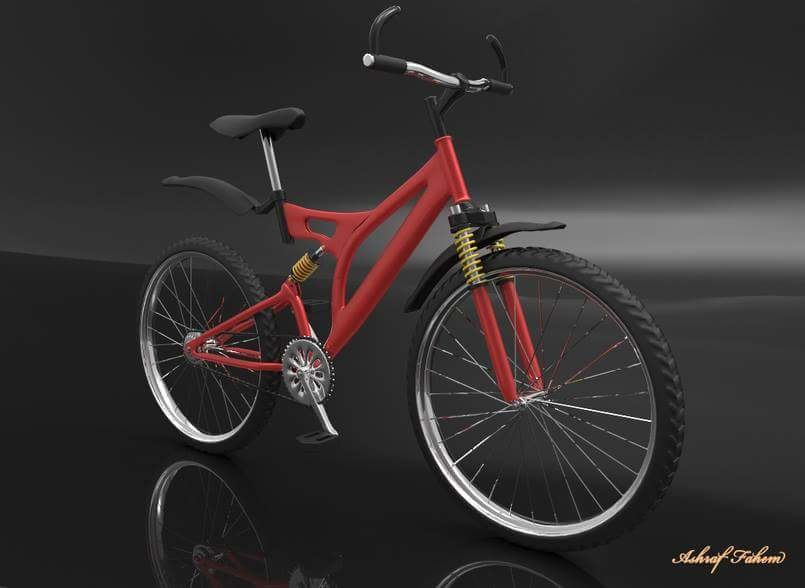 cycle bicycle model