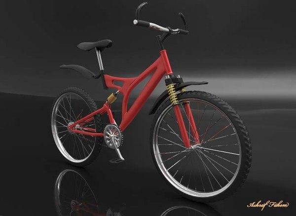 cycle bicycle model