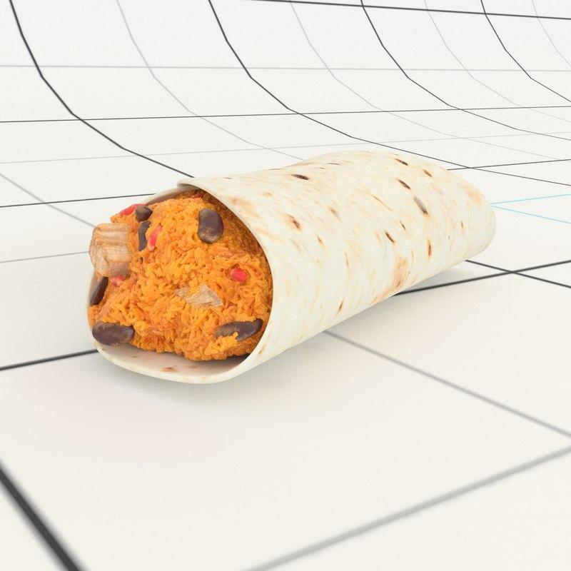 burrito model