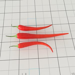 chillis redshift alembic 3D