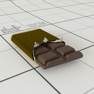 chocolate bar model