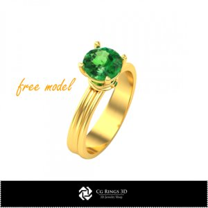 ring jewel fre model