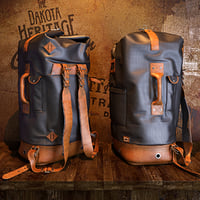 Buffalo Jackson Dakota Vintage Backpack Bag