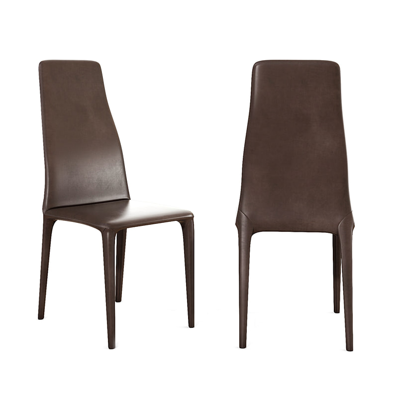 bonaldo rest hi chair model