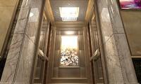 elevator hall model