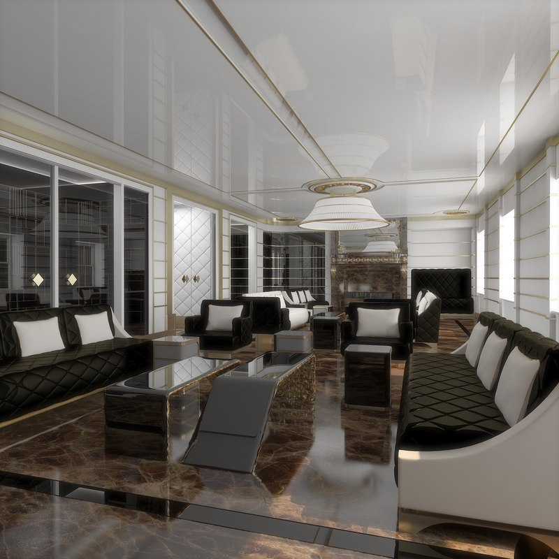 classical interior model