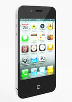 Apple smartphone 4