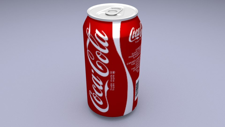3D soda
