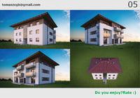 building 05 house model