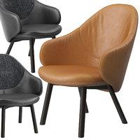 3D alba lounge armchair