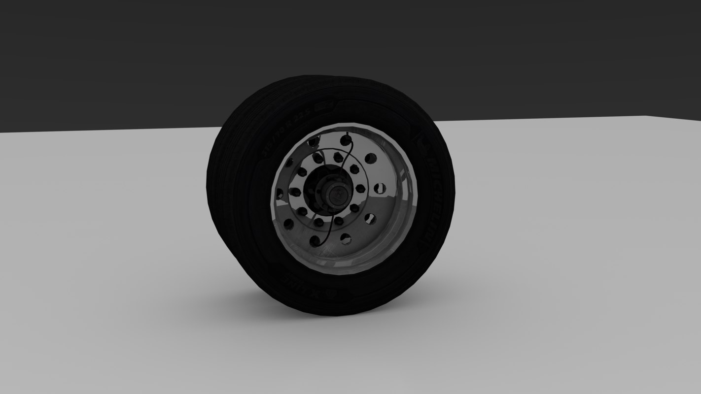 hendrickson tiremaax pro 3D