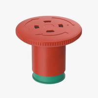 3D button 01 06