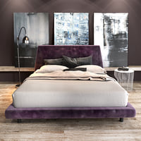 bonaldo joe ego bed 3D model
