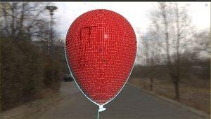 balloon movie 3D