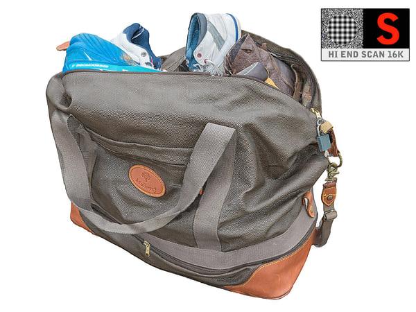 luggage 8k hd model