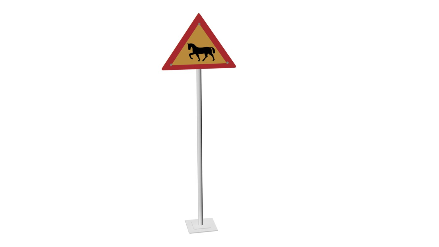 signal horse model