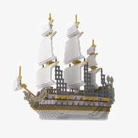 "Lego World "" Ship"