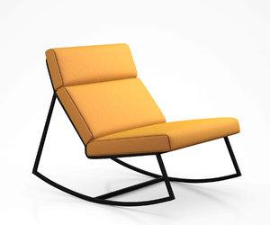 chair gt gus 3D model