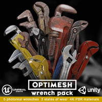 Wrench Pack