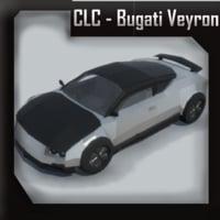 3D car asset