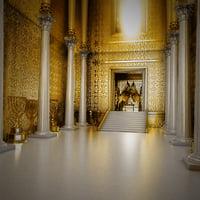 Herod Temple Interior