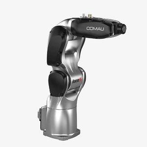 industrial robot comau racer model