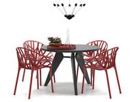 dining set 31 3D model