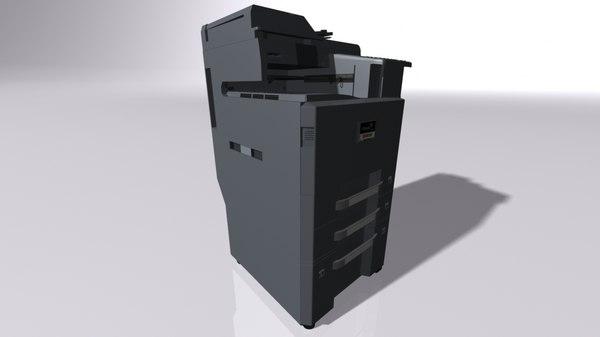 kyocera taskalfa printer 3D model