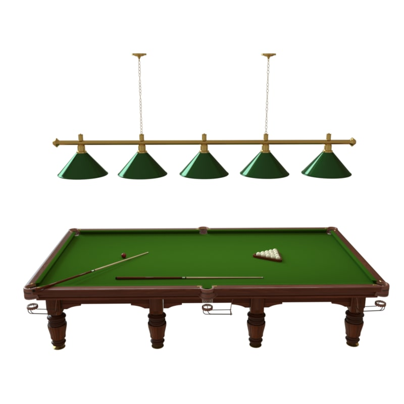 D Billiard Table Regent TurboSquid - Regent pool table