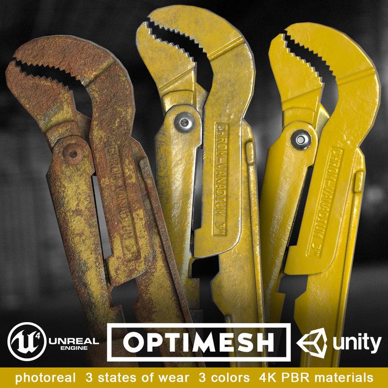 wrench swedish model