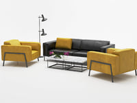 living set 15 3D