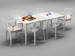 3D outdoor set 14