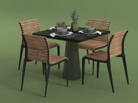 3D outdoor set 19