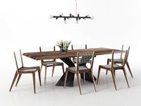 dining set 38 model
