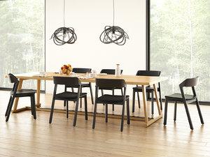 3D dining set 24