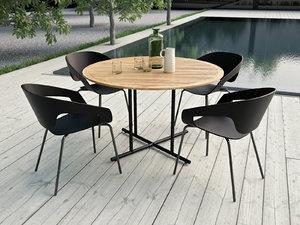 outdoor set 33 3D model