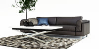 boconcept indivi2 sofa interior 3D model
