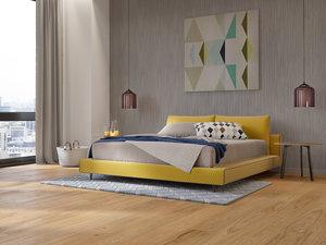 bedroom set 2 3D
