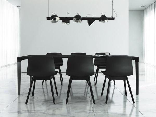 3D dining set 42 model