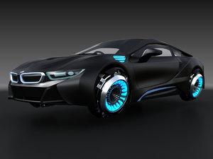 hover sport car 01 model
