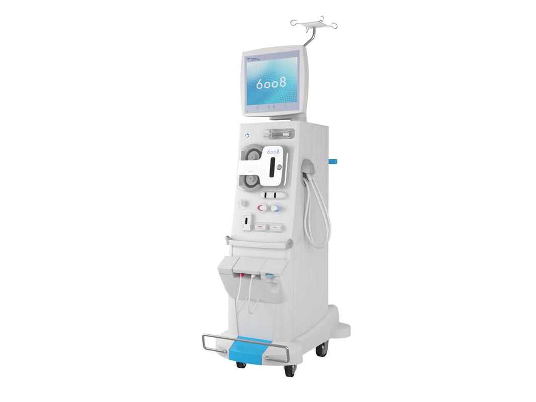 fresenius 6008 hemodialysis model
